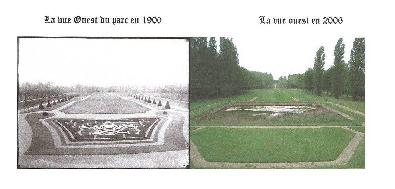 Restauration du parc du château de Maubranche